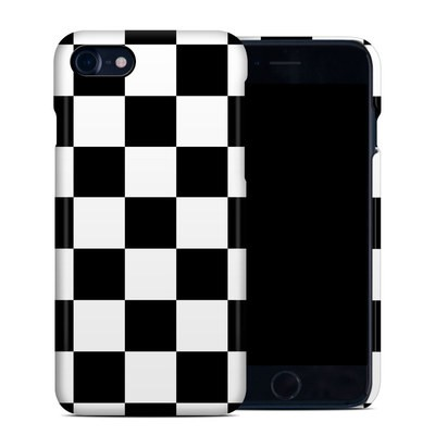 Apple iPhone 7 Clip Case - Checkers