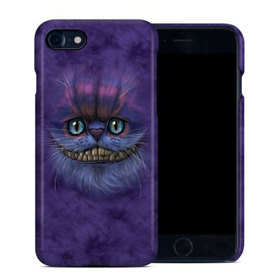 Apple iPhone 7 Clip Case - Cheshire Grin