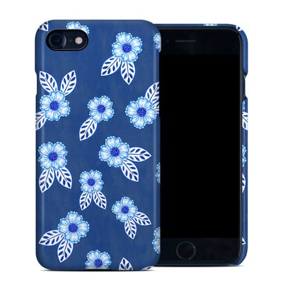 Apple iPhone 7 Clip Case - China Blue