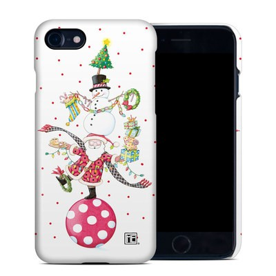 Apple iPhone 7 Clip Case - Christmas Circus