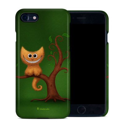 Apple iPhone 7 Clip Case - Cheshire Kitten