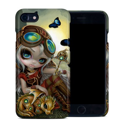 Apple iPhone 7 Clip Case - Clockwork Dragonling
