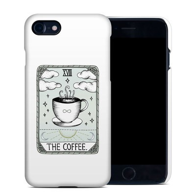 Apple iPhone 7 Clip Case - The Coffee
