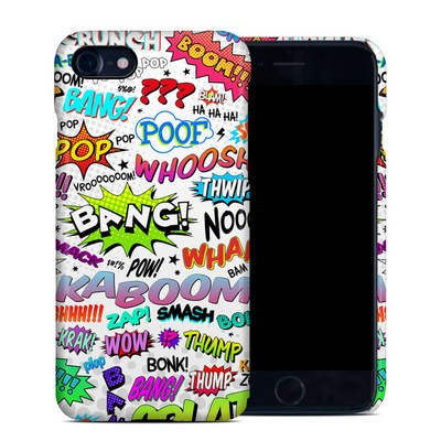 Apple iPhone 7 Clip Case - Comics