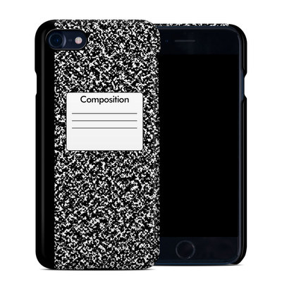 Apple iPhone 7 Clip Case - Composition Notebook