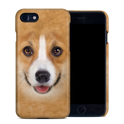 Apple iPhone 7 Clip Case - Corgi