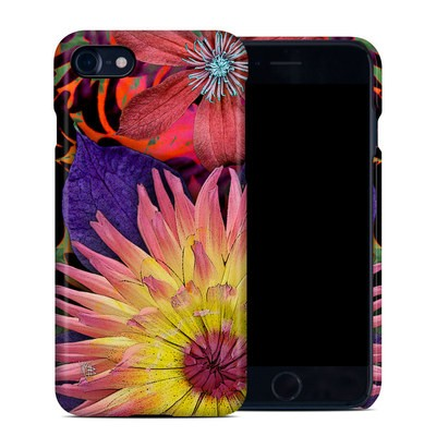 Apple iPhone 7 Clip Case - Cosmic Damask