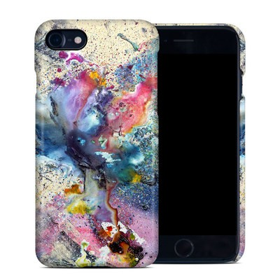 Apple iPhone 7 Clip Case - Cosmic Flower