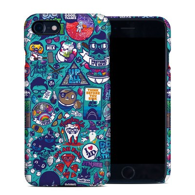 Apple iPhone 7 Clip Case - Cosmic Ray