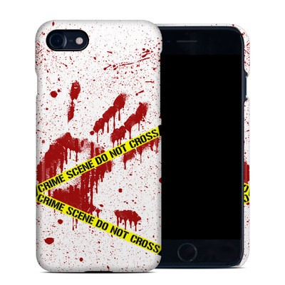 Apple iPhone 7 Clip Case - Crime Scene Revisited