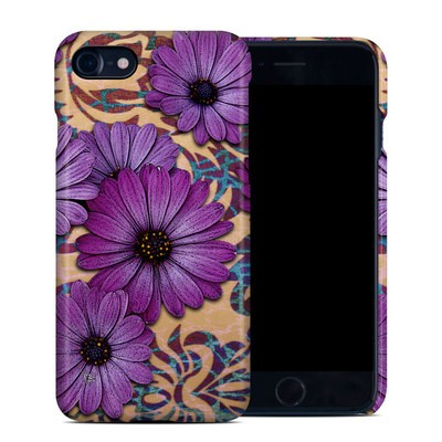 Apple iPhone 7 Clip Case - Daisy Damask