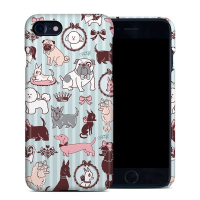 Apple iPhone 7 Clip Case - Doggy Boudoir