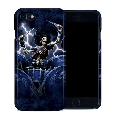 Apple iPhone 7 Clip Case - Death Drummer