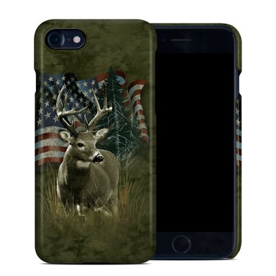 Apple iPhone 7 Clip Case - Deer Flag
