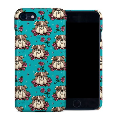 Apple iPhone 7 Clip Case - Bulldogs and Roses