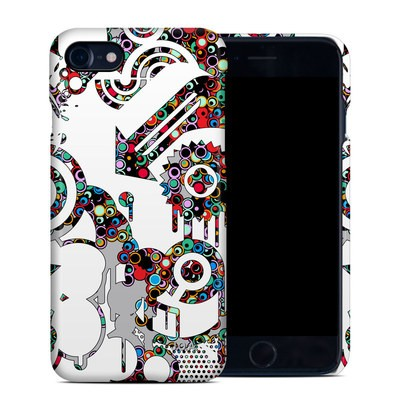 Apple iPhone 7 Clip Case - Dots