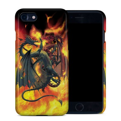 Apple iPhone 7 Clip Case - Dragon Wars