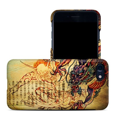 Apple iPhone 7 Clip Case - Dragon Legend