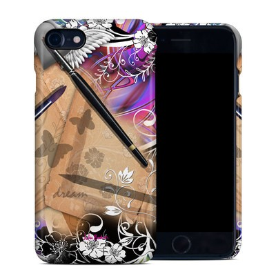 Apple iPhone 7 Clip Case - Dream Flowers