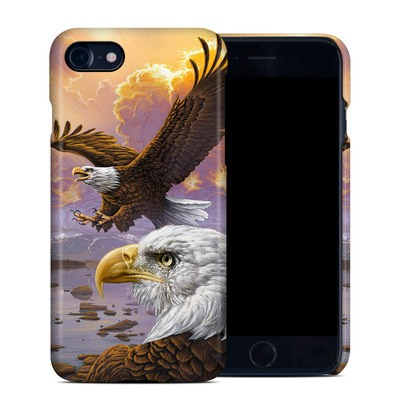 Apple iPhone 7 Clip Case - Eagle