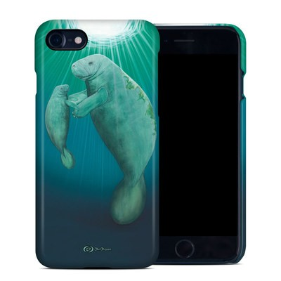 Apple iPhone 7 Clip Case - Eternal Serenity
