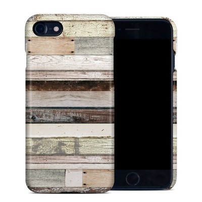 Apple iPhone 7 Clip Case - Eclectic Wood