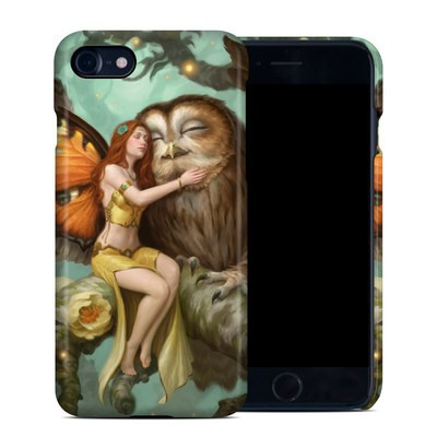 Apple iPhone 7 Clip Case - Fairy and Owl