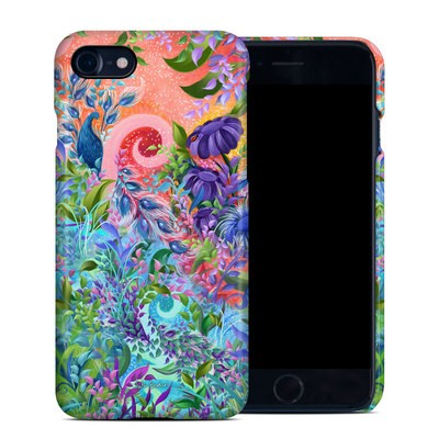 Apple iPhone 7 Clip Case - Fantasy Garden