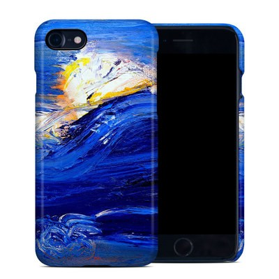Apple iPhone 7 Clip Case - Feeling Blue
