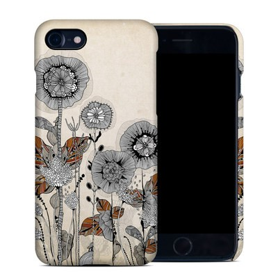 Apple iPhone 7 Clip Case - Four Flowers