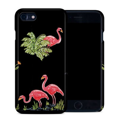 Apple iPhone 7 Clip Case - Flamingos