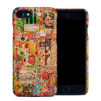 Apple iPhone 7 Clip Case - Flotsam And Jetsam