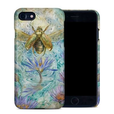Apple iPhone 7 Clip Case - When Flowers Dream