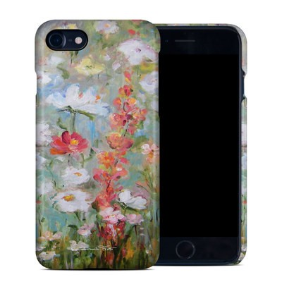 Apple iPhone 7 Clip Case - Flower Blooms