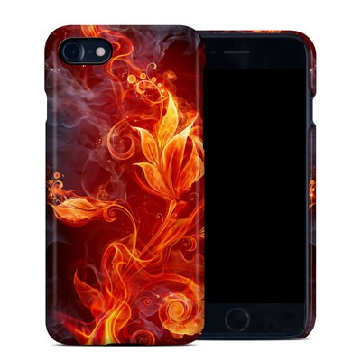 Apple iPhone 7 Clip Case - Flower Of Fire