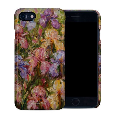 Apple iPhone 7 Clip Case - Field Of Irises