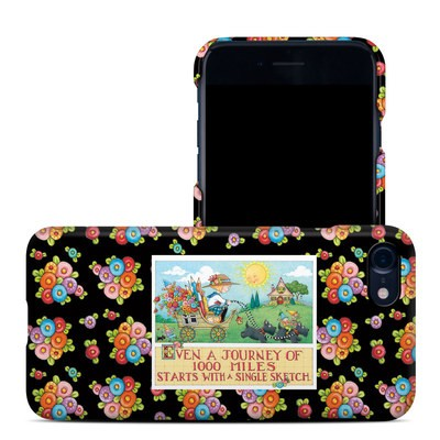 Apple iPhone 7 Clip Case - Forty Year Journey