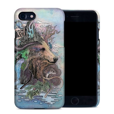 Apple iPhone 7 Clip Case - Forest Warden