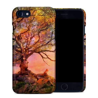 Apple iPhone 7 Clip Case - Fox Sunset