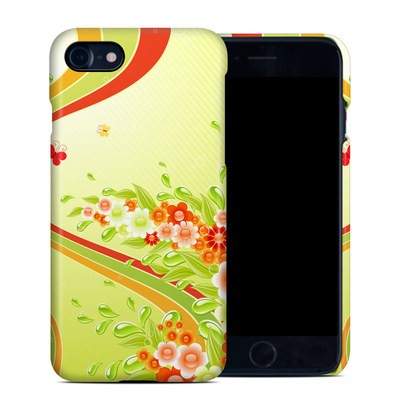 Apple iPhone 7 Clip Case - Flower Splash