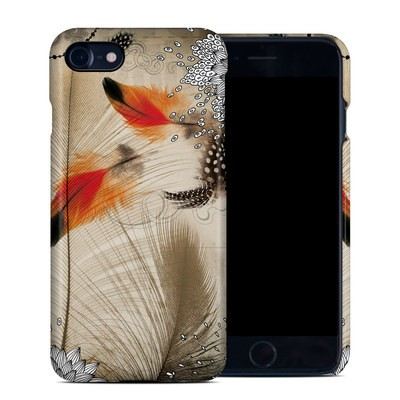 Apple iPhone 7 Clip Case - Feather Dance