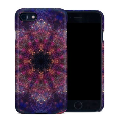 Apple iPhone 7 Clip Case - Galactic Mandala