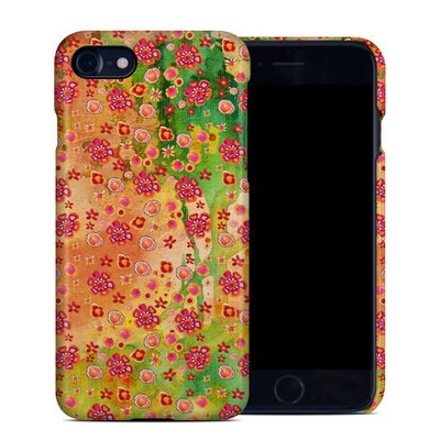 Apple iPhone 7 Clip Case - Garden Flowers