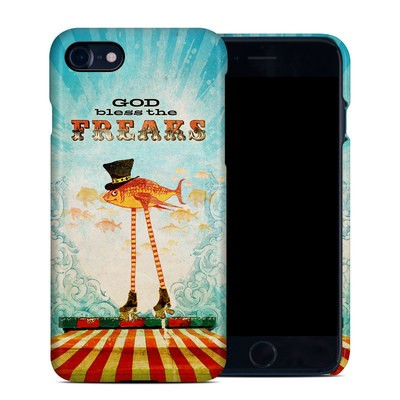 Apple iPhone 7 Clip Case - God Bless The Freaks