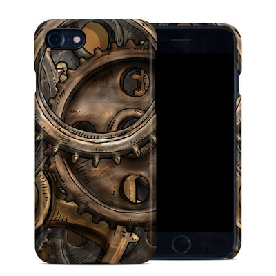 Apple iPhone 7 Clip Case - Gears