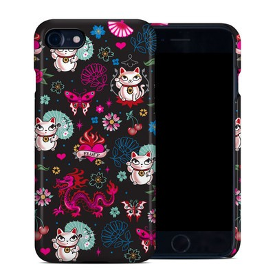 Apple iPhone 7 Clip Case - Geisha Kitty