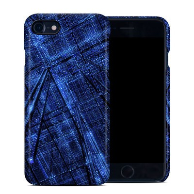 Apple iPhone 7 Clip Case - Grid