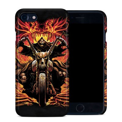 Apple iPhone 7 Clip Case - Grim Rider