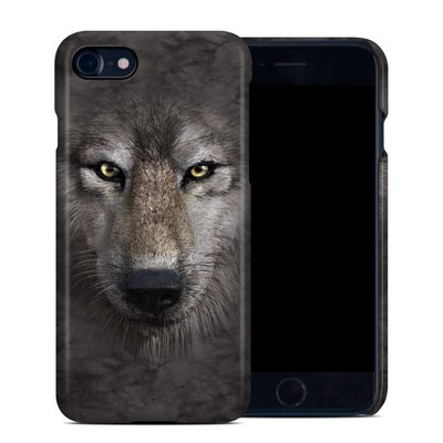 Apple iPhone 7 Clip Case - Grey Wolf