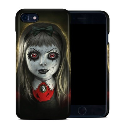 Apple iPhone 7 Clip Case - Haunted Doll